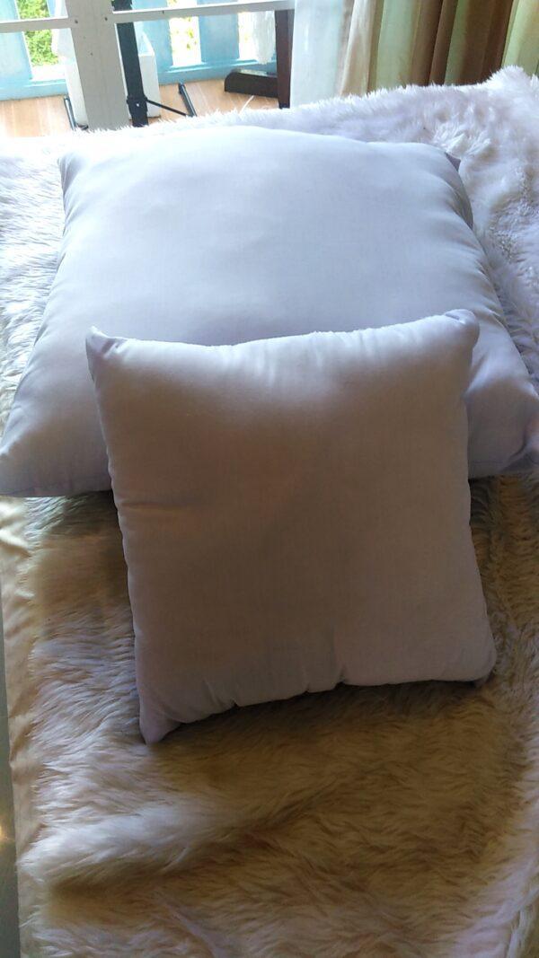 Insert, inner cushion, throw pillow (square)- ไส้หมอนอิง (สี่เหลี่ยมจัตุรัส)