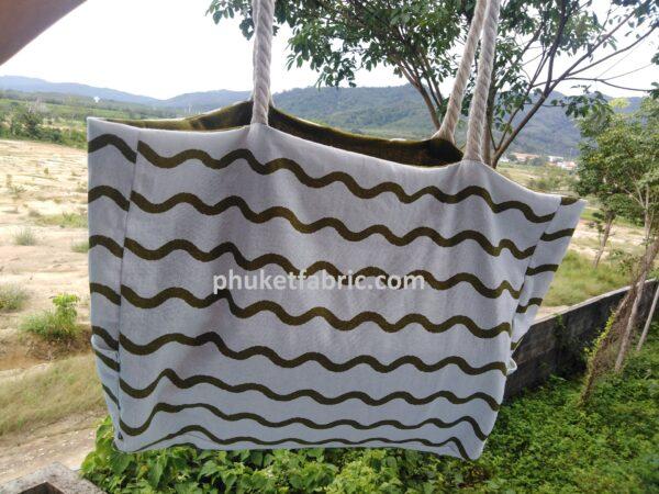 Soft printed cotton ผ้าฝ้ายฟอกนุ่มพิมพ์ลาย BB01