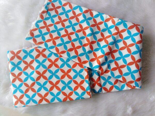 Soft printed cotton ผ้าฝ้ายฟอกนุ่มพิมพ์ลาย BB0208