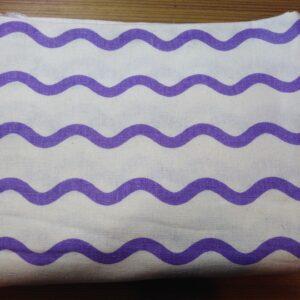 Soft printed cotton ผ้าฝ้ายฟอกนุ่มพิมพ์ลาย BB03