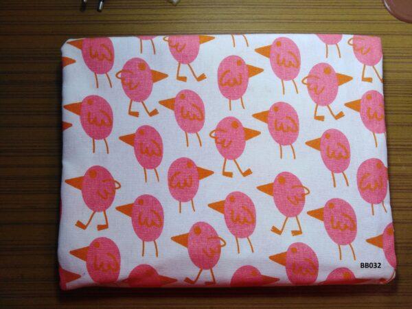 Soft printed cotton ผ้าฝ้ายฟอกนุ่มพิมพ์ลาย BB032