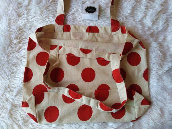 Shopping cloth bag กระเป๋าผ้า BB07