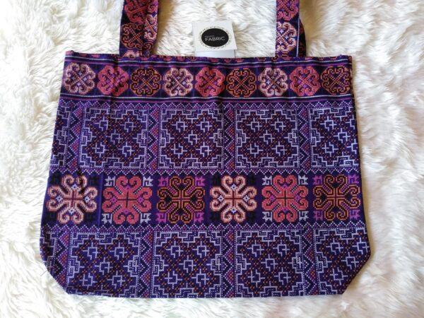 Shopping cloth bag กระเป๋าผ้า E08