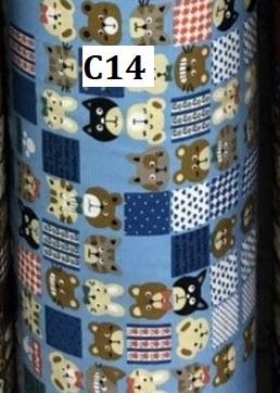 Japanese cotton ผ้าคอตตอนญี่ปุ่น C14