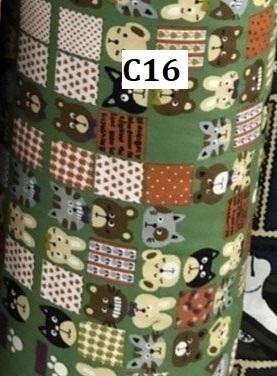 Japanese cotton ผ้าคอตตอนญี่ปุ่น C16