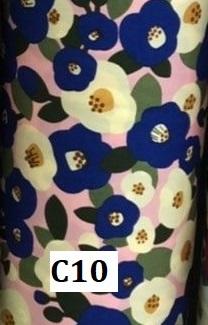 Japanese cotton ผ้าคอตตอนญี่ปุ่น C10