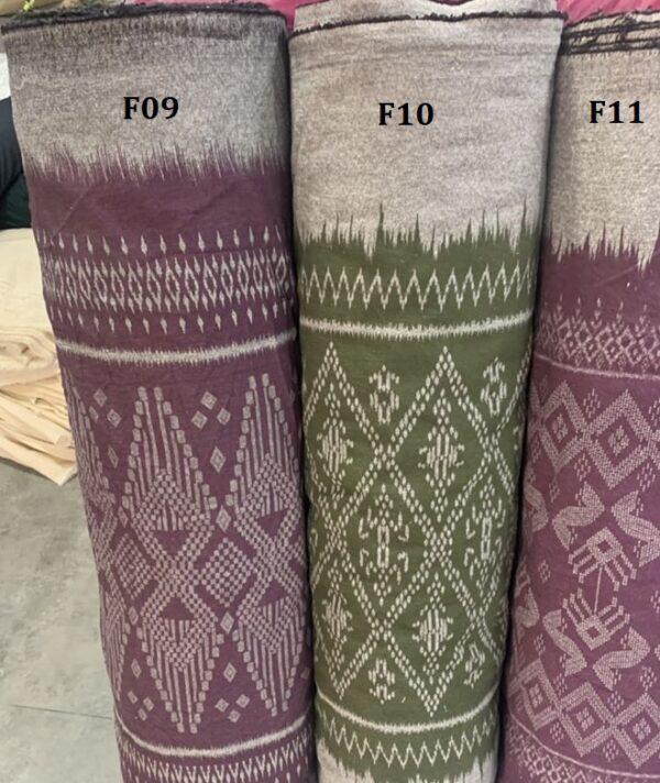 Mud cloth ผ้าหมักโคลน F10