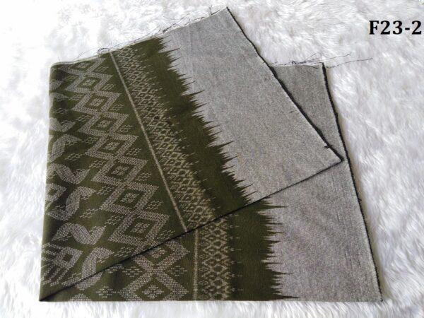 Mud cloth ผ้าหมักโคลน F23
