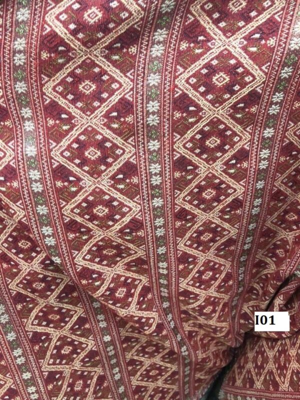 Thick woven fabric ผ้าทอหนา I01