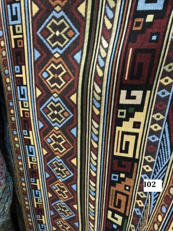 Thick woven fabric ผ้าทอหนา I02