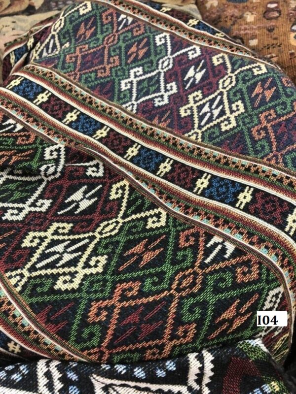 Thick woven fabric ผ้าทอหนา I04