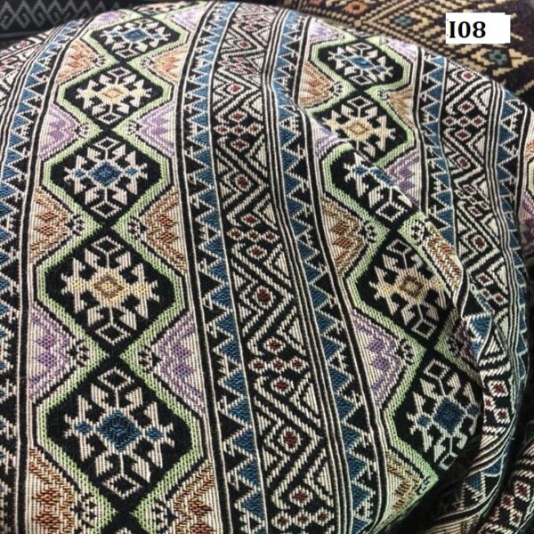 Thick woven fabric ผ้าทอหนา I08
