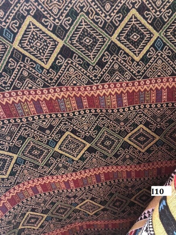Thick woven fabric ผ้าทอหนา I10