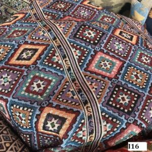 Thick woven fabric ผ้าทอหนา I16