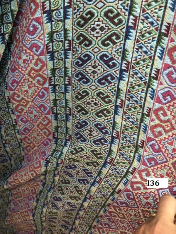 Thick woven fabric ผ้าทอหนา I36