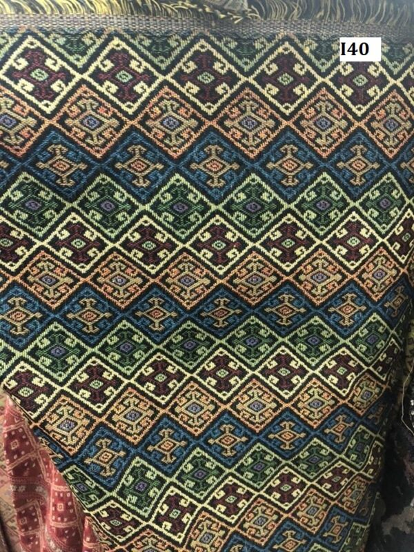 Thick woven fabric ผ้าทอหนา I40