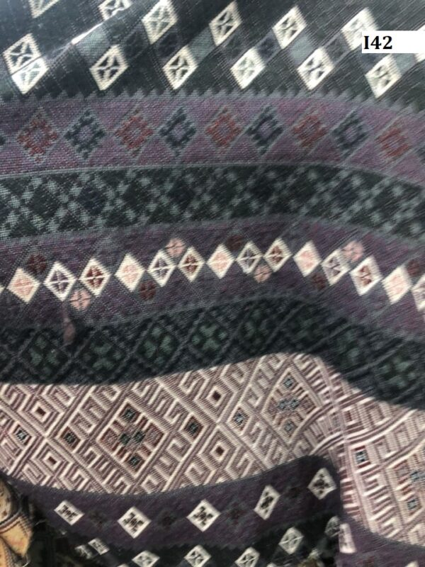 Thick woven fabric ผ้าทอหนา I42