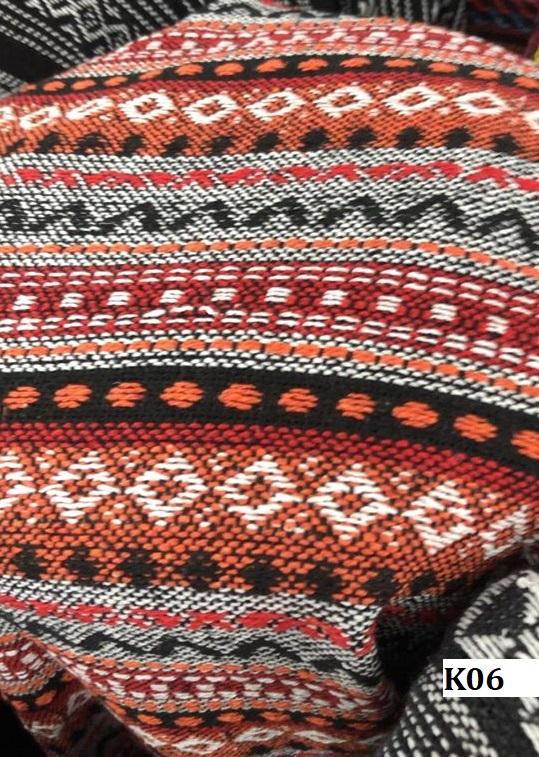Naga fabric ผ้านากา K06