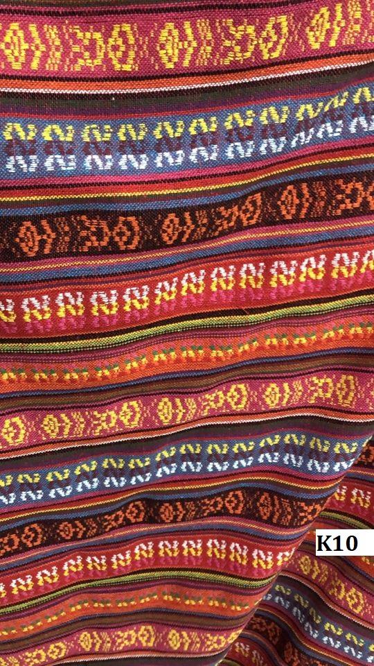 Naga fabric ผ้านากา K10