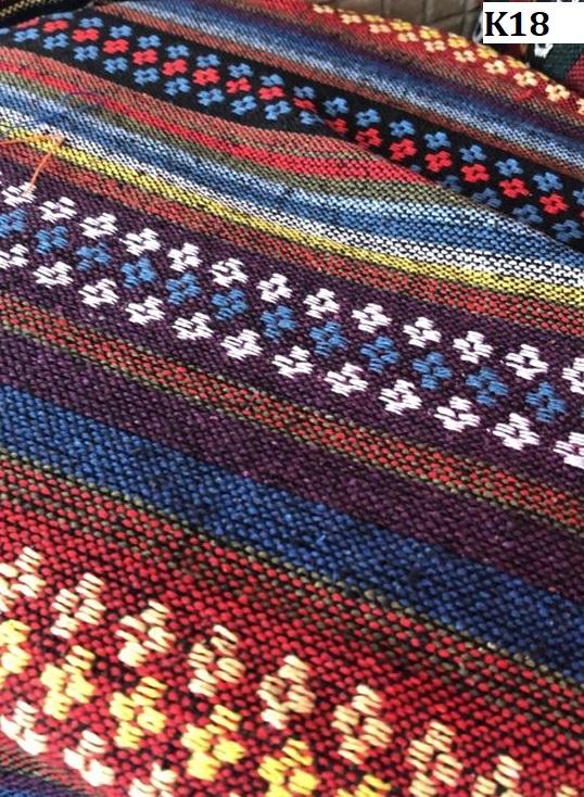 Naga fabric ผ้านากา K18