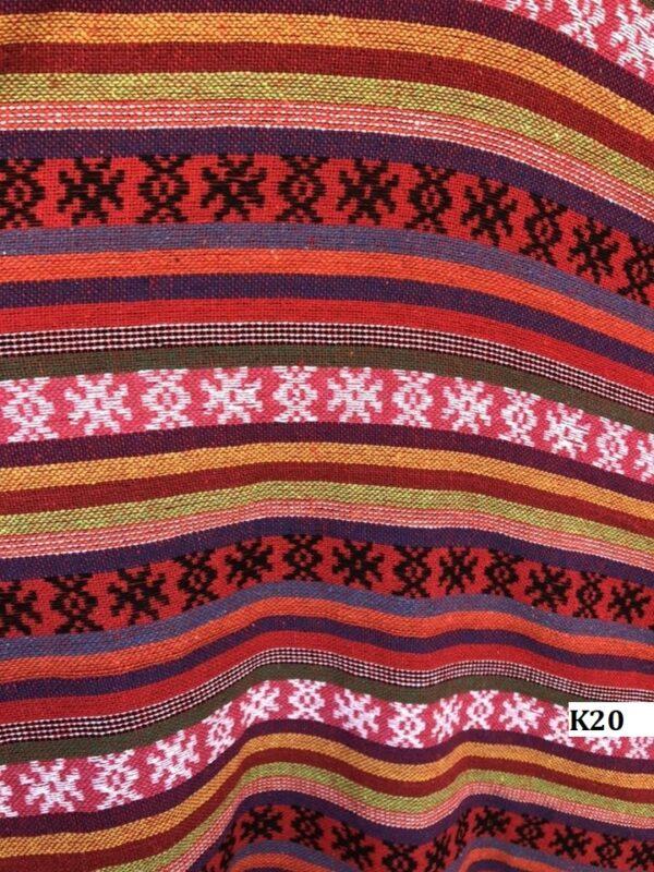 Naga fabric ผ้านากา K20