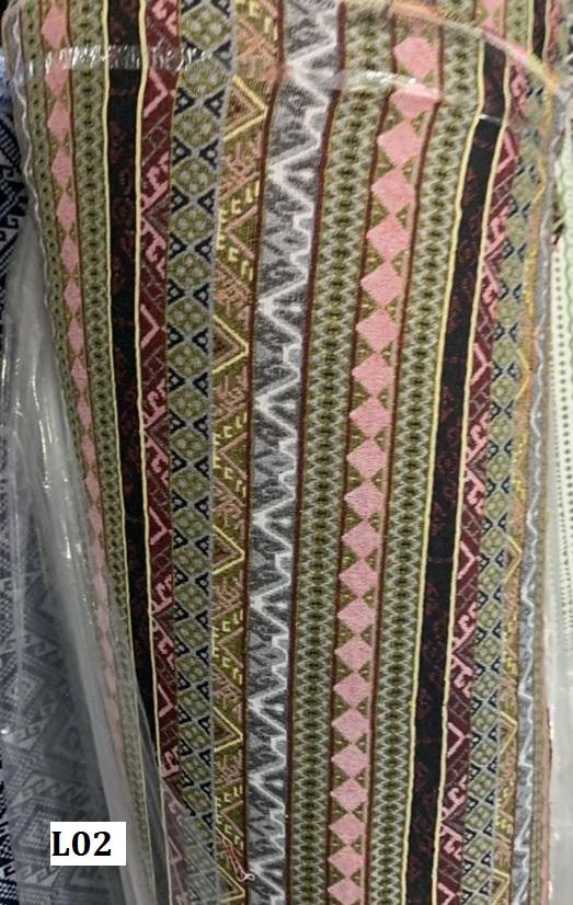Standard woven ผ้าทอ L02