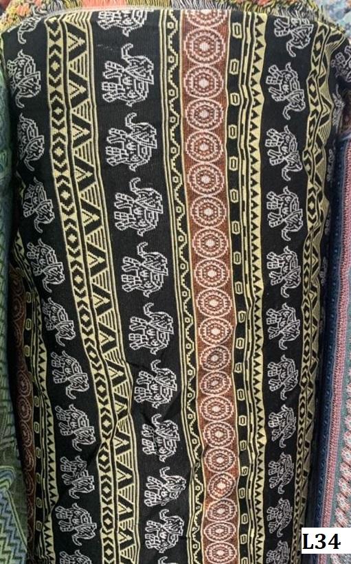 Standard woven ผ้าทอ L34