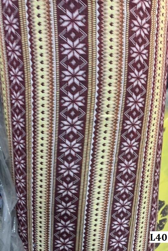 Standard woven ผ้าทอ L40