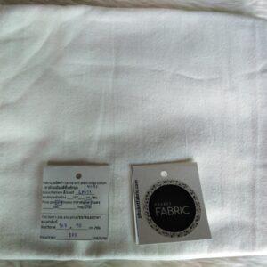 Lanna soft plain color cotton ผ้าฝ้ายเมืองสีพื้นซักนุ่ม LP011