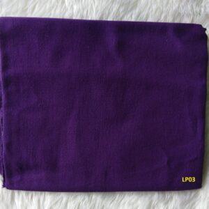 Lanna soft plain color cotton ผ้าฝ้ายเมืองสีพื้นซักนุ่ม LP03