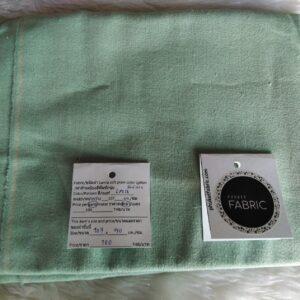 Lanna soft plain color cotton ผ้าฝ้ายเมืองสีพื้นซักนุ่ม LP036