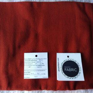 Lanna soft plain color cotton ผ้าฝ้ายเมืองสีพื้นซักนุ่ม LP046