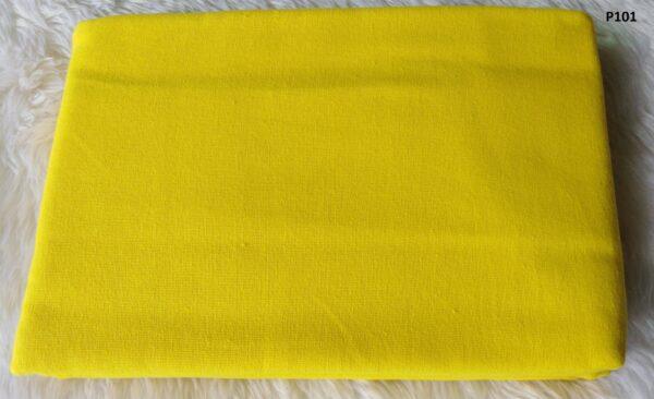 Lanna plain color cotton ผ้าฝ้ายเมืองสีพื้น P101