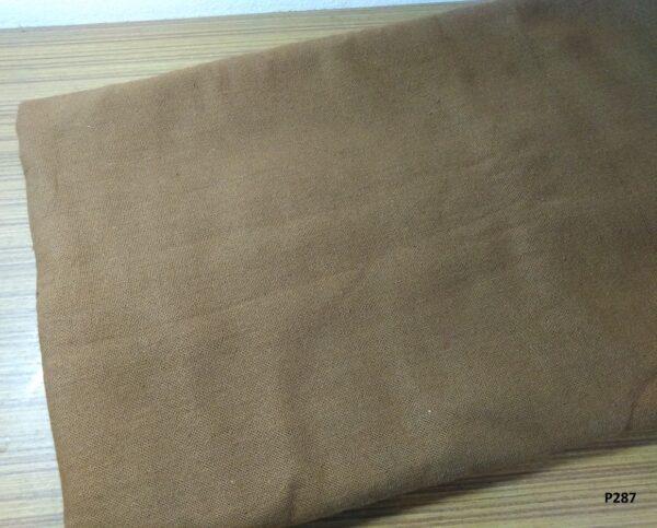 Lanna plain color cotton ผ้าฝ้ายเมืองสีพื้น P287