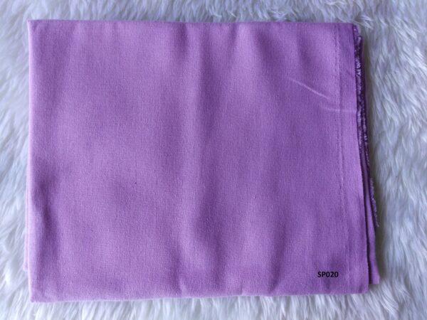 Standard plain color cotton ผ้าฝ้ายเนื้อเรียบ SP020