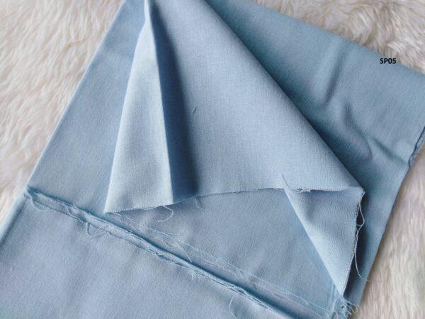 Standard plain color cotton ผ้าฝ้ายเนื้อเรียบ SP05
