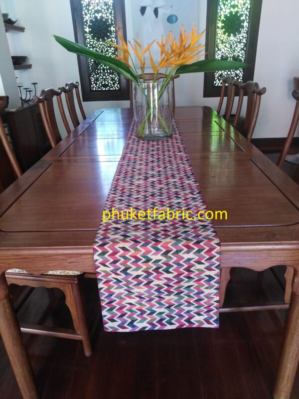 Thick woven fabric ผ้าทอหนา I46